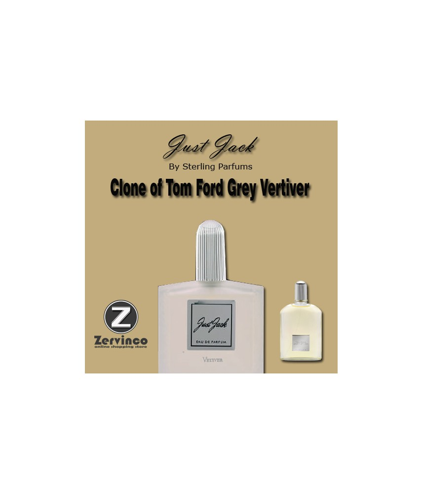 Just Jack Vetiver For Men Edp 100ml