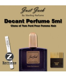 Decant-Just Jack Noir Endurance For Men Edp 100ml