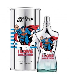Jean Paul Gaultier Le Male Superman For Men Edt 125ml