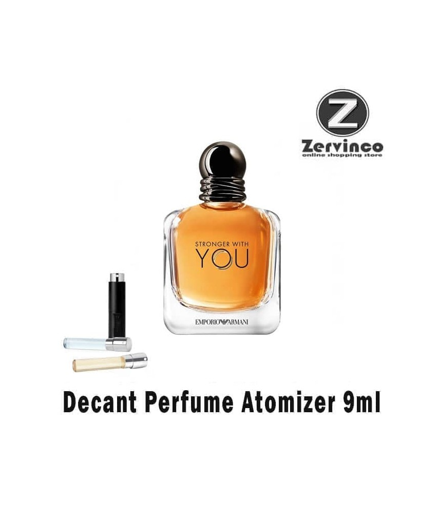 Decant-Giorgio Armani Stronger With You For Men Edt 9ml