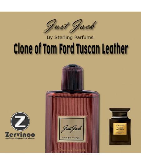 Just Jack Italian Leather For Unisex Edp 100ml