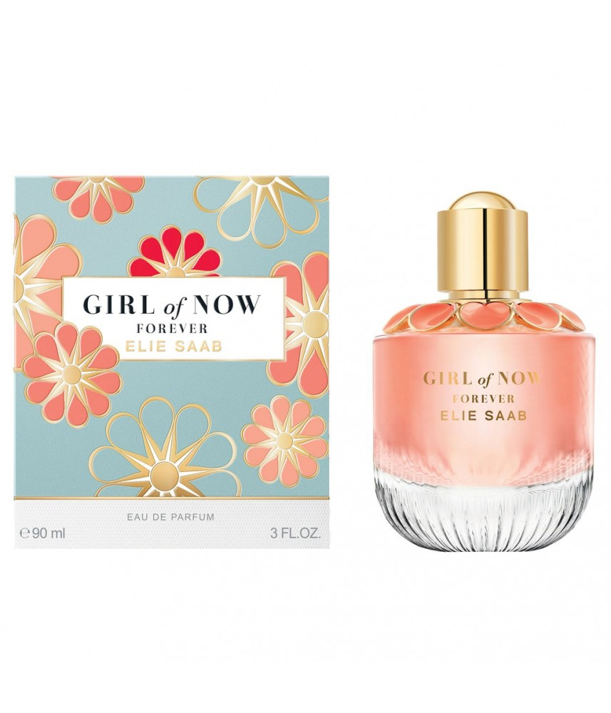 Tester-Elie Saab Girl Of Now Forever For Women Edp 90ml - [Ada Tutup]