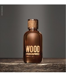 Dsquared Wood Pour Homme For Men Edt 100ml