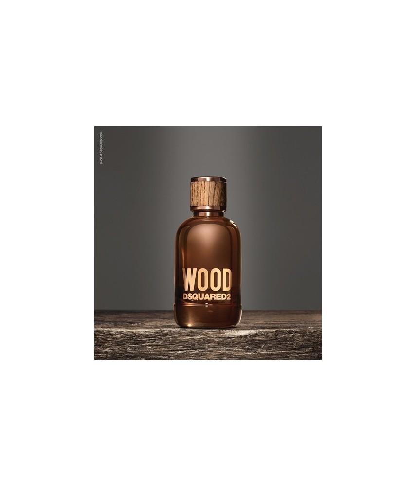 Dsquared Wood Pour Homme For Men Edt 100ml