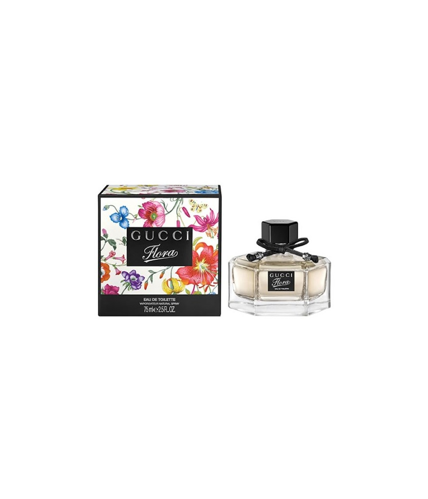 Tester-Gucci By Flora For Women Edt 75ml - [Ada Tutup]