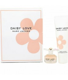 Travel-Size Marc Jacobs Daisy Love For Women Edt 4ml + Lotion 40ml