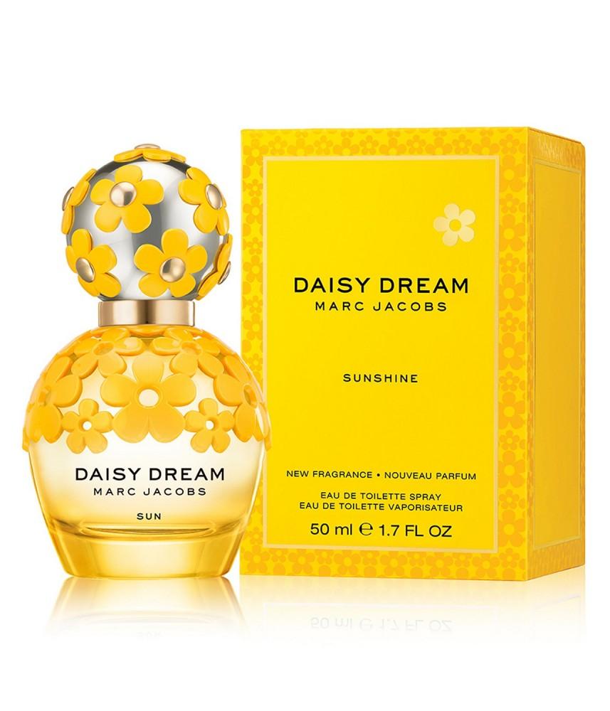 Marc Jacobs Daisy Dream Sunshine For Women Edt 50ml