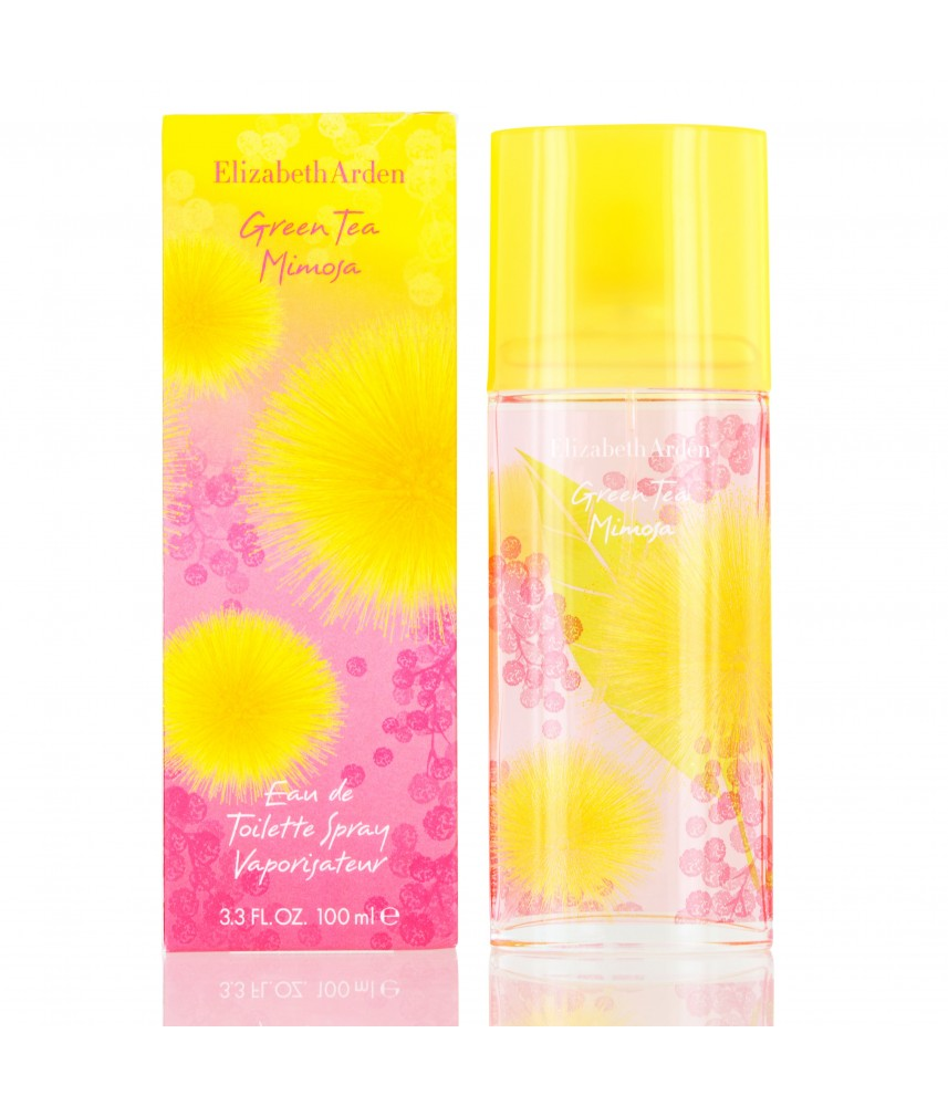 Elizabeth Arden Green Tea Mimosa For Women Edt 100ml