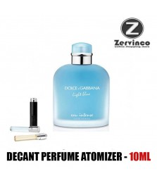 Decant-Dolce & Gabbana Light Blue Eau Intense For Men Edp 10ml