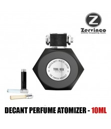 Decant-Emper Tool Box For Men Edt 10ml