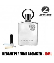 Decant-Afnan Supremacy Silver For Men Edp 10ml