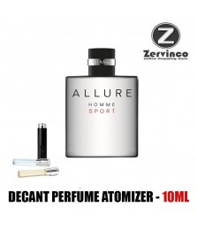 Decant-Chanel Allure Homme Sport For Men Edt 10ml