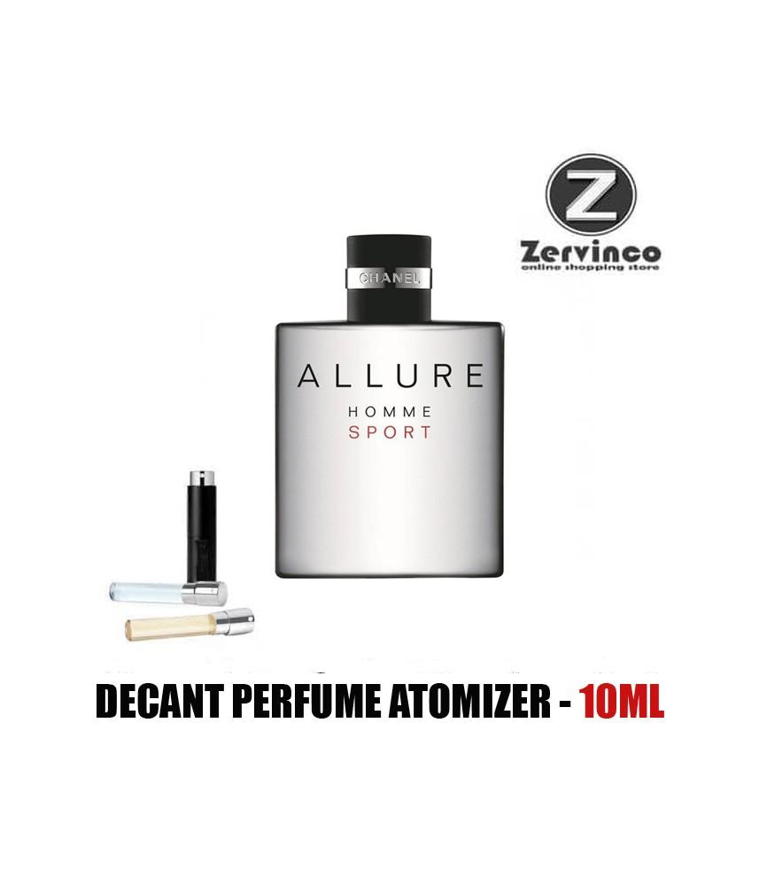Decant-Chanel Allure Homme Sport For Men Edt 10ml