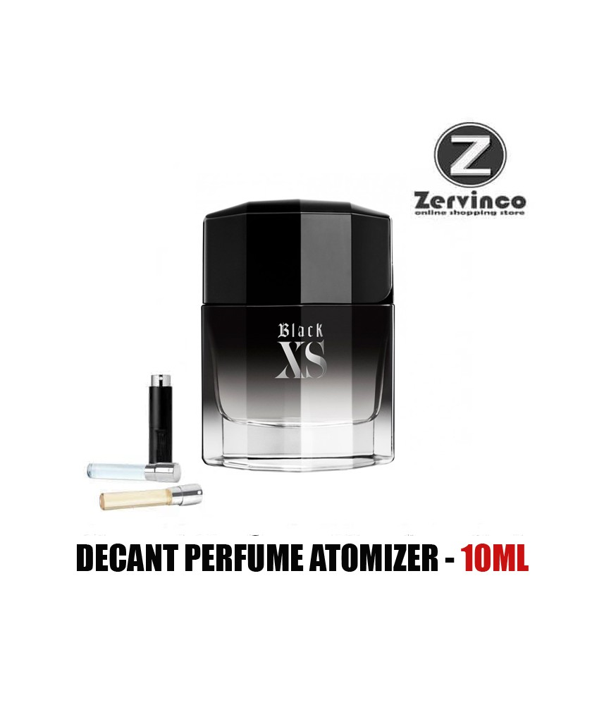 Decant-Paco Raabanne XS Black For Men Edt 10ml