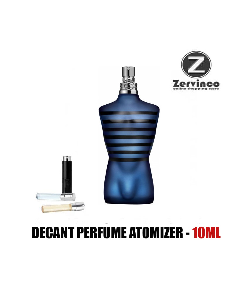 Decant-Jean Paul Gaultier Ultra Male Intense For Men Edt 10ml