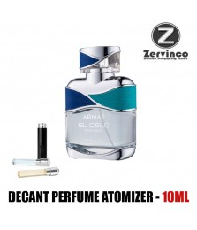 Decant-Armaf El Cielo For Men Edp 10ml