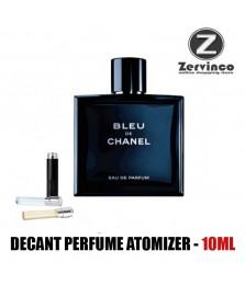 Decant-Chanel Bleu Eau De Parfum For Men Edp 10ml
