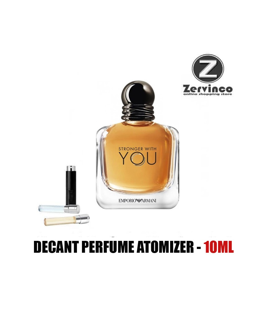 Decant-Giorgio Armani Stronger With You For Men Edt 10ml