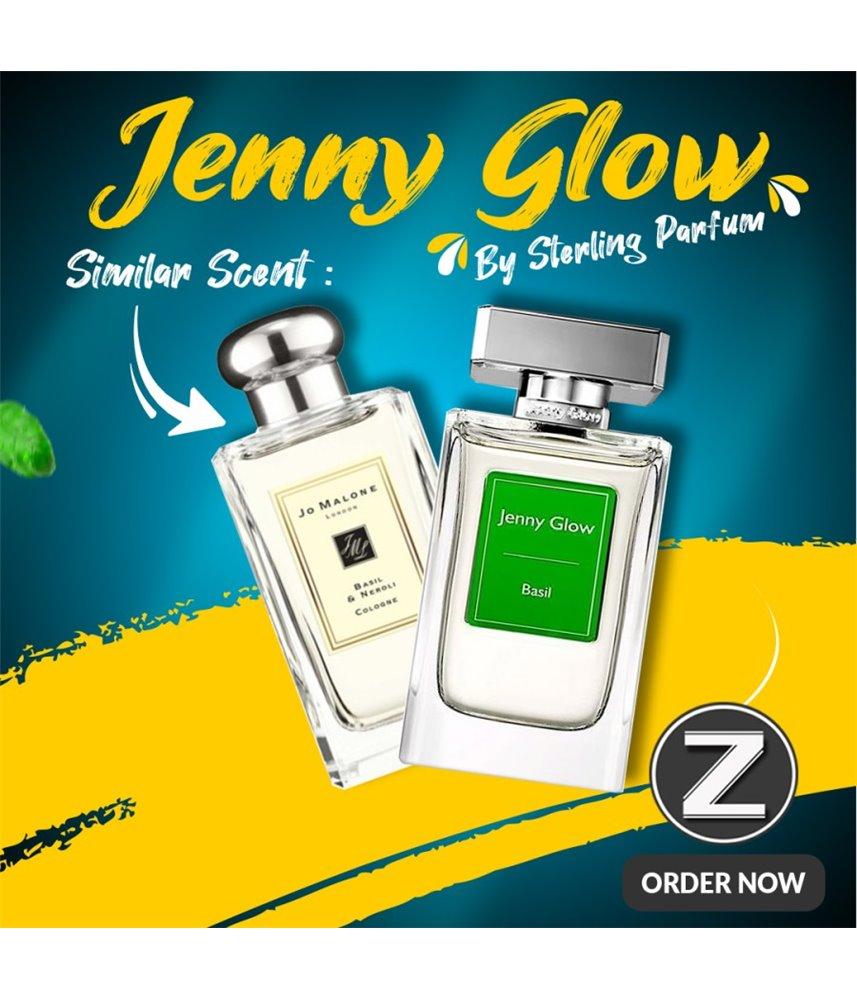 Jenny Glow Basil For Unisex Edp 80ml