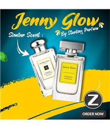Jenny Glow Mimosa & Cardamom Cologne For Unisex Edp 80ml