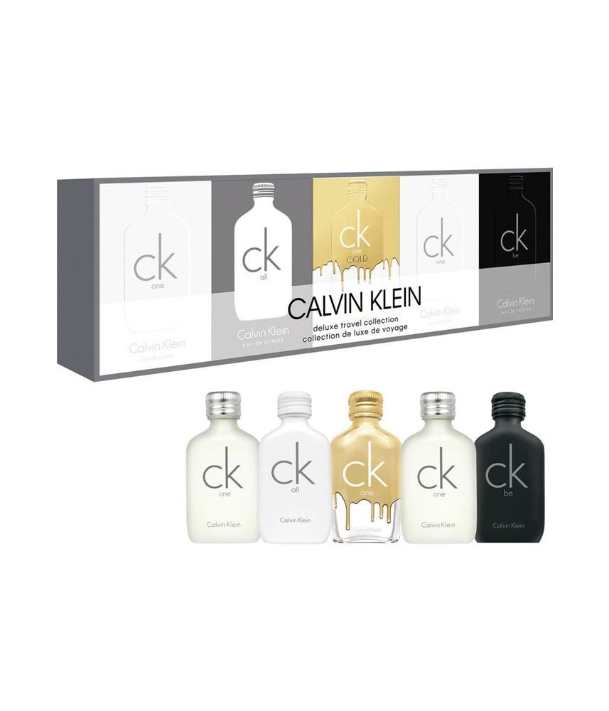 Miniature-Set Calvin Klein One Deluxe Collection 5pcs x 10ml