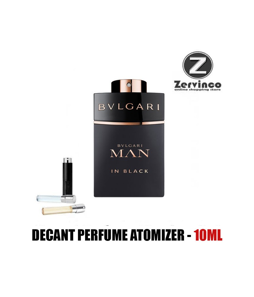 Decant-Bvlgari New Man In Black For Men Edp 10ml