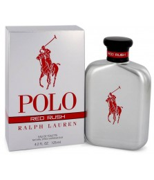 Ralph Lauren Polo Red Rush Edt 125ml