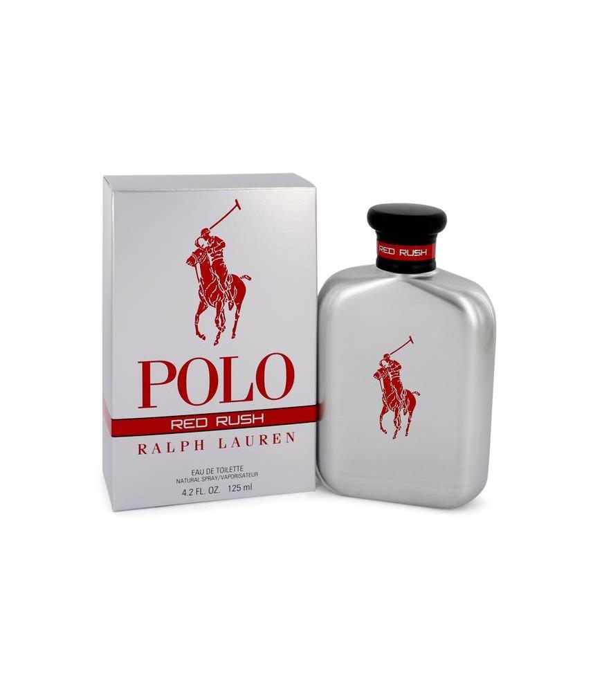 Ralph Lauren Polo Red Rush Edt 125ml