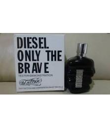 Tester- Diesel Only The Brave Tattoo Edt 75ml For Men