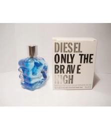 Tester- Diesel Only The Brave High Edt 75ml For Men