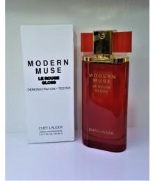 Tester- Estee Lauder Modern Muse Le Rouge Gloss For Women Edp 100ml