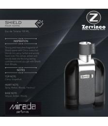 Mirada Shield Pour Homme For Men Edt 100ml