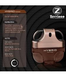 Camara Hybrid Pour Homme For Men Edt 80ml