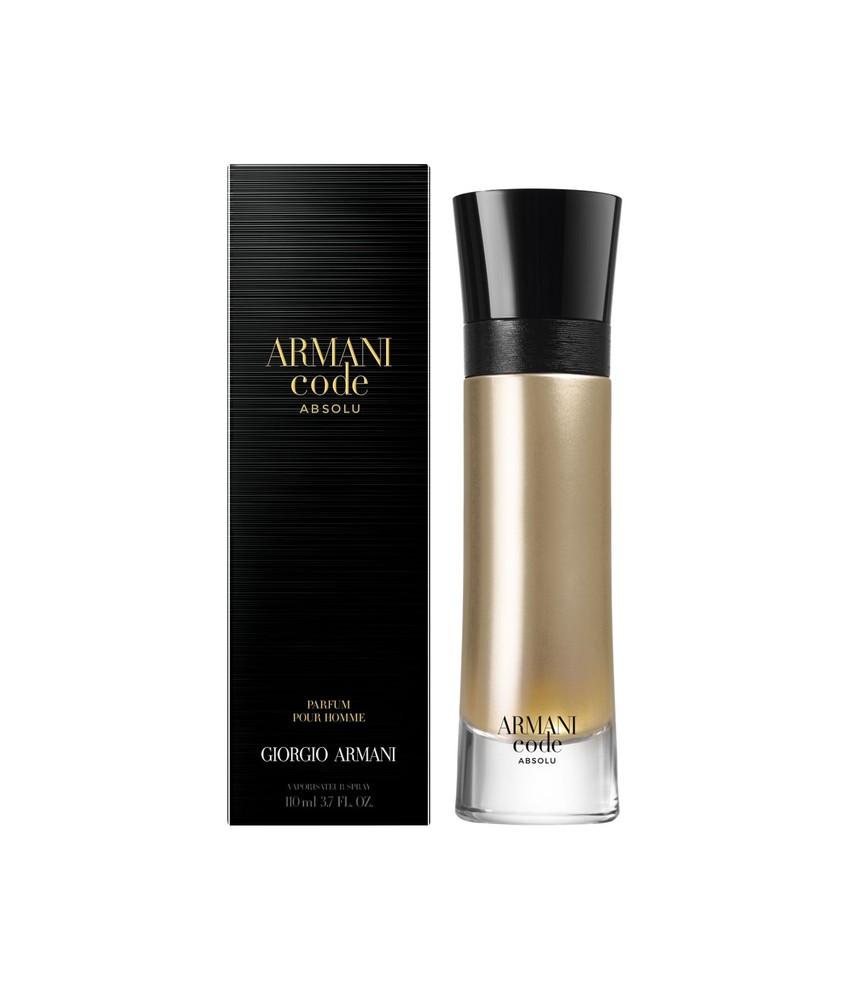 Tester-Giorgio Armani Code Absolu For Men Edp 60ml