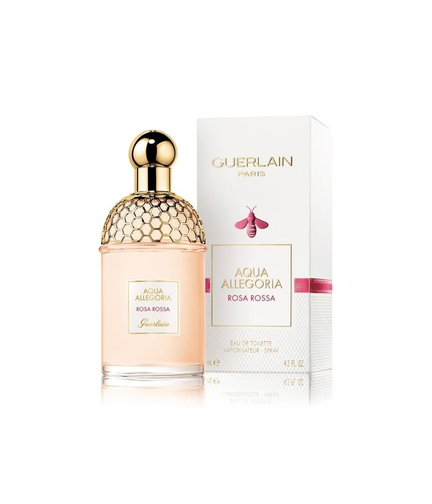 Guerlain Aqua Allegoria Rosa Rossa For Women Edt 125ml