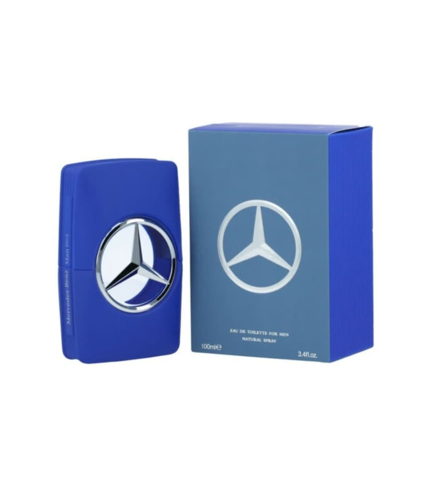 Mercedes Benz Icon Blue For Men Edt 100ml
