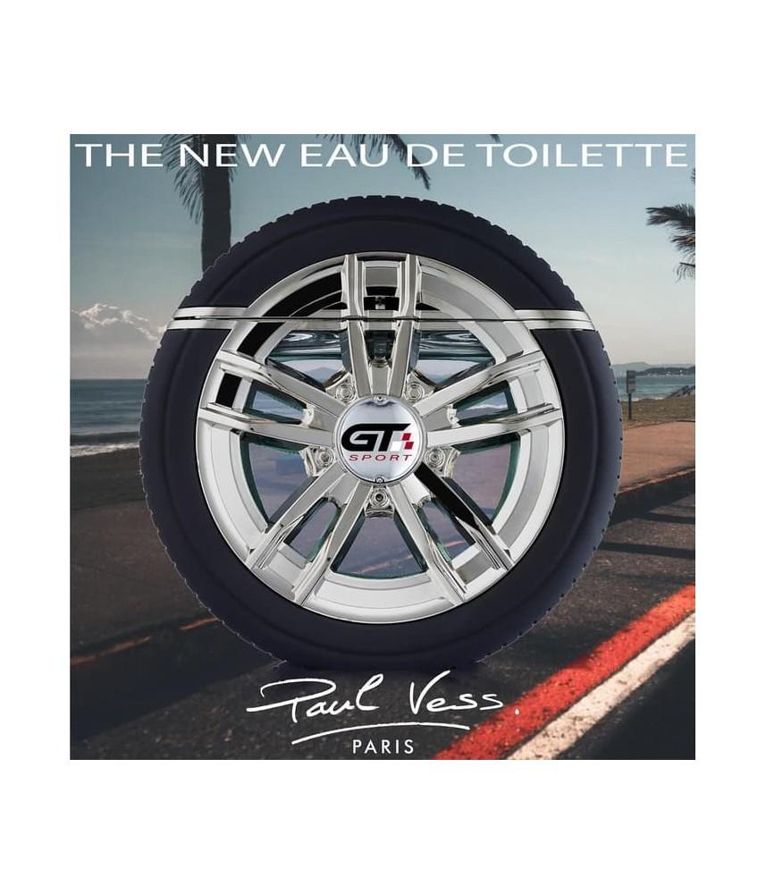 Paul Vess Grant Turismo GT Sport For Men Edt 100ml