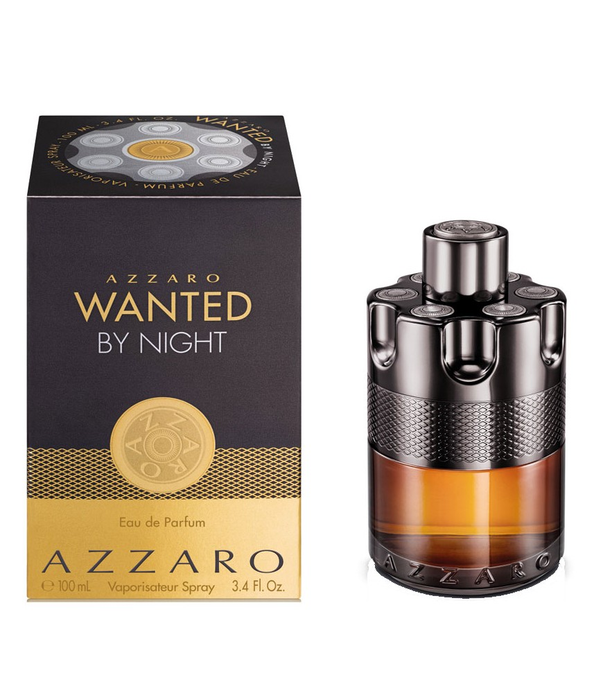 Azzaro Wanted By Night For Men Edt 100ml